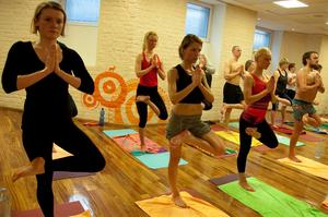 Bikram joga (News/brands)