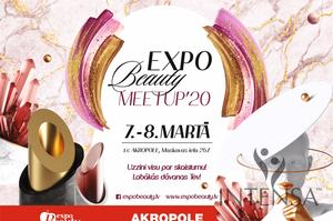 Expo Beauty Meet Up 2020 (Galeriju foto rakstiem)