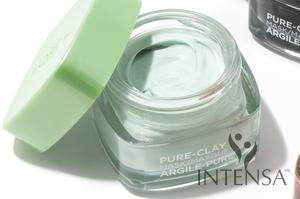 Beauty-testēšana: L'Oreal Pure Clay Purity Mask