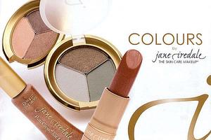 JANE IREDALE  (News/brands)