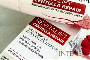 Blogeri testē:  L`Oreal Revitalift Cicacream