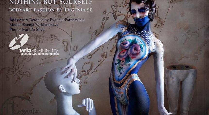Body art fashion практическое занятие для