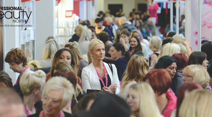 Professional Beauty North 2018