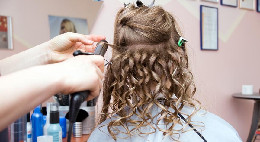 Как сделать волосы объемными в парикмахерской